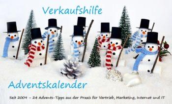 Verkaufshilfe-Adventskalender
