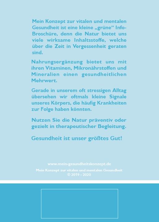 Vitalbroschüre 5. Auflage Rückseite