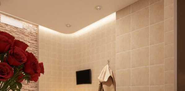 Verlaagd Plafond Badkamer-10
