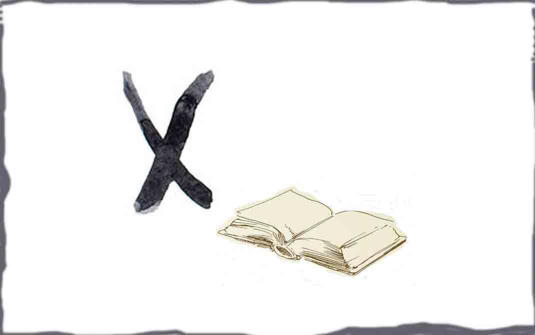 X wie X für U: Die Sache mit den Druckkosten. Selfpublishing-ABC