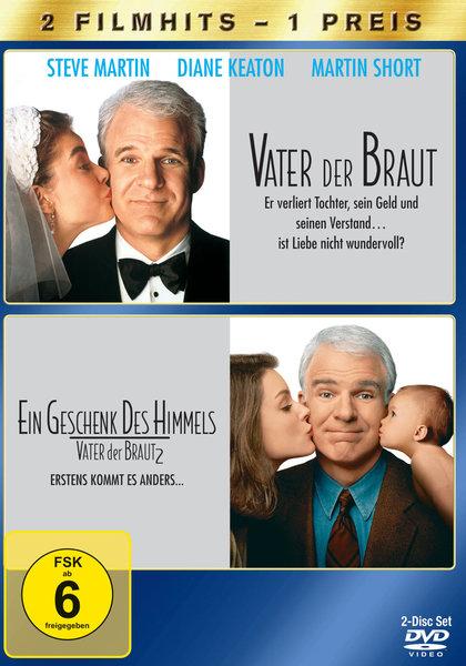 Vater der Braut 12 2 DVDs Film auf DVD ausleihen bei