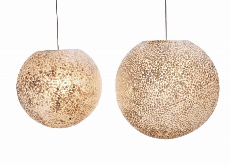 Hanglamp schelpen  Verlichtingwebshopcom  Hanglamp