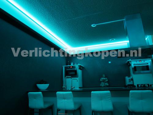 LED koofverlichting RGB maken Verlichtingkopennl