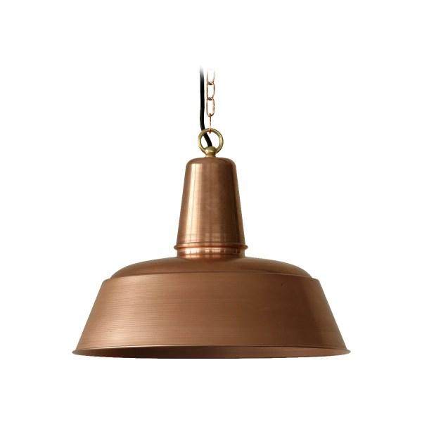 Hanglamp-Berlin-Koper - Verlichting van Toen