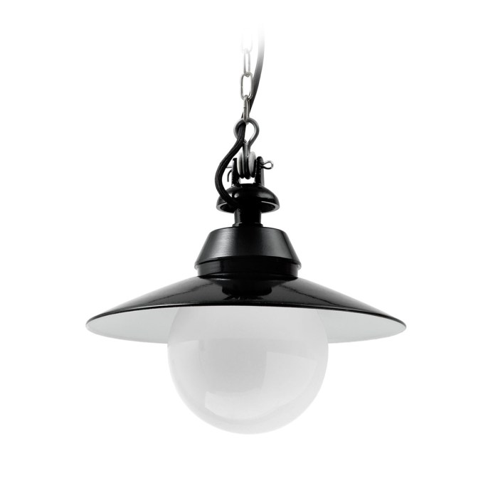 Ebolicht Bremen Kugel klassiek industriele hanglamp - Verlichting van Toen