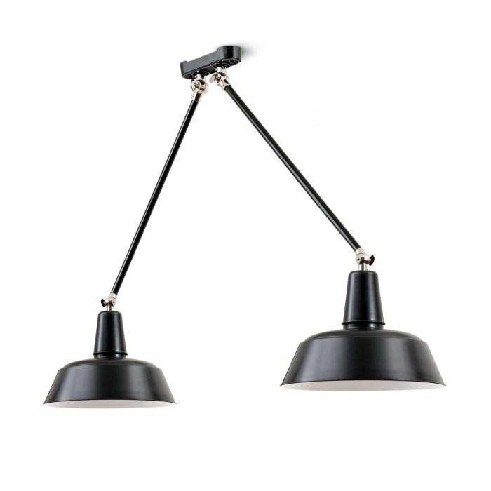 Ebolicht Berlin II hanglamp - Verlichting van Toen