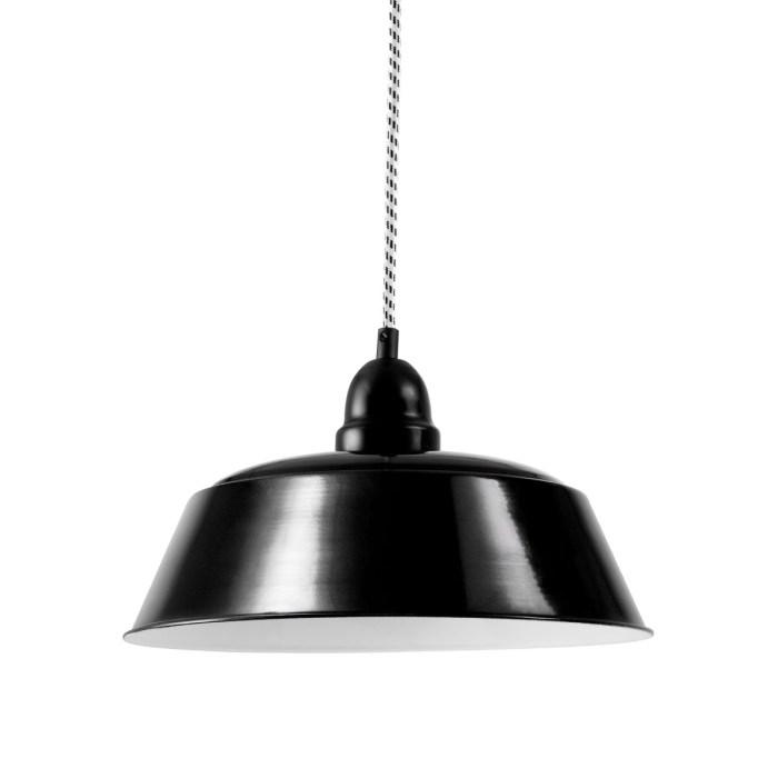 Ebolicht Biberach industriele hanglamp - Verlichting van Toen
