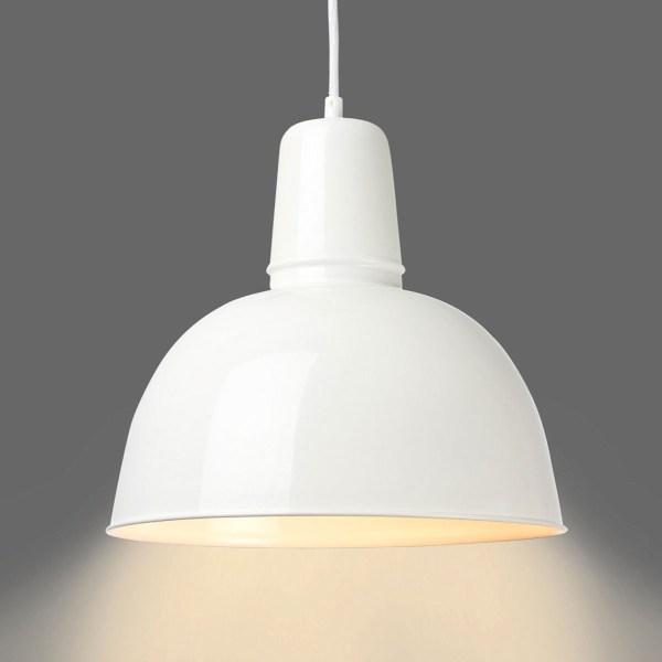 Sfeerbeeld Koln hanglamp wit - Verlichting van Toen