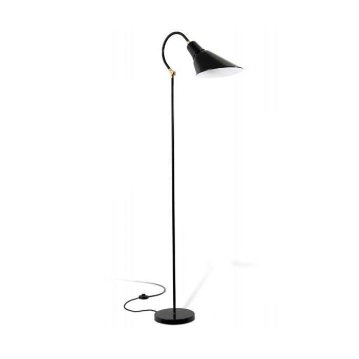 Ebolicht staande lamp Hamburg met scharnier - Verlichting van Toen