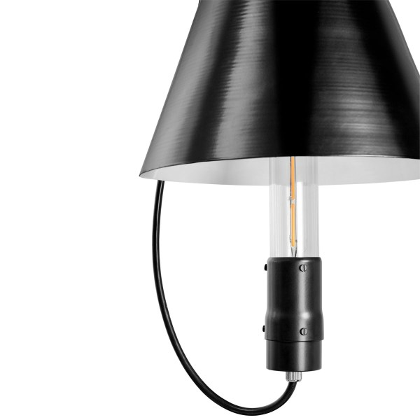 Detail Tube design hanglamp - Verlichting van Toen