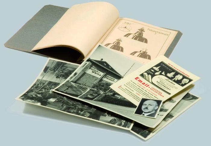 Geschiedenis Bolichwerke - Verlichting van Toen