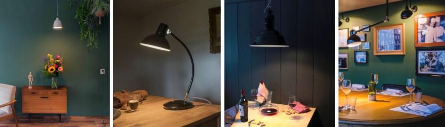 klassiek interieur lampen -  Verlichting van Toen