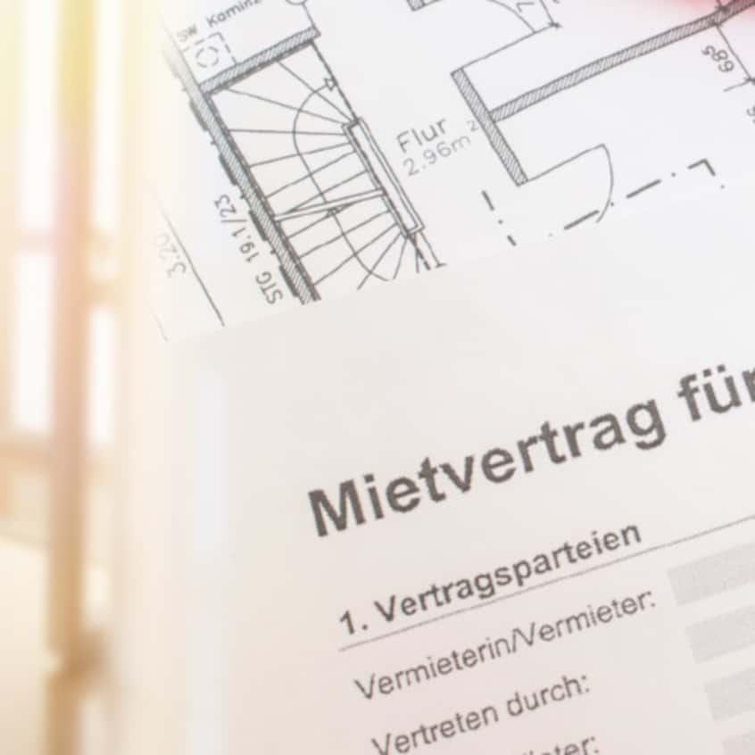 Mietvertrag Wohnung  Was muss drin stehen  kostenlose Vorlagen