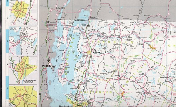 Vermont Maps State Maps City Maps County Maps and more!