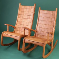 How To Make A Rocking Chair Not Rock Wedding Covers Hire Hertfordshire Welcome Vermont Folk Rocker