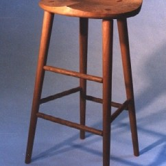 Rocking Chair Fine Woodworking Cheap Plastic Patio Chairs Tractor Seat Stool | Richard Bissell Putney Vermont