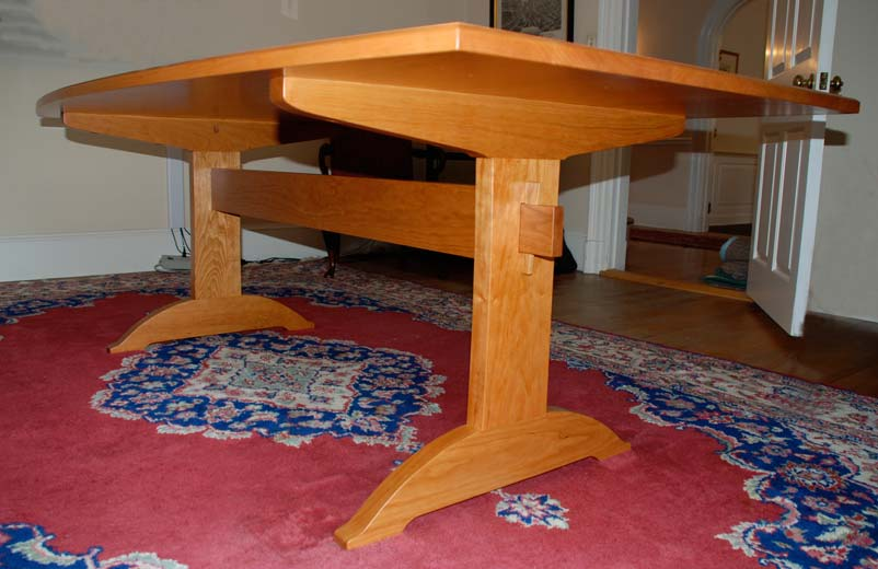 Built Table And Chairs