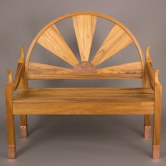 Handmade Wooden Chairs Unique Office Bench