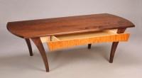 Coffee table, Walnut