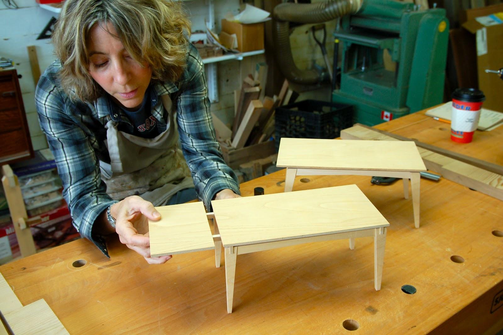 Making Models for Furniture  Guild of Vermont Furniture