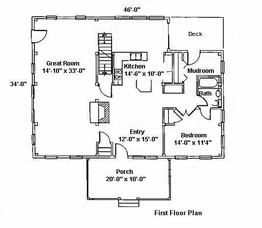 Sample Kitchen Floor Plans: 10 Floor Plans Assignment