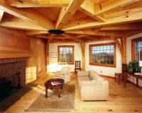Timber Frame Estate | Hammer Beam Trusses | Pool House