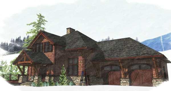Open Floor Plans Timber Framed Homes