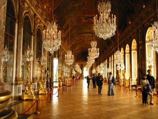 Check Versailles Palace Of