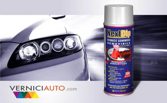 Blog Vernici Spray Auto NextDip – Removable Rubber spray paint