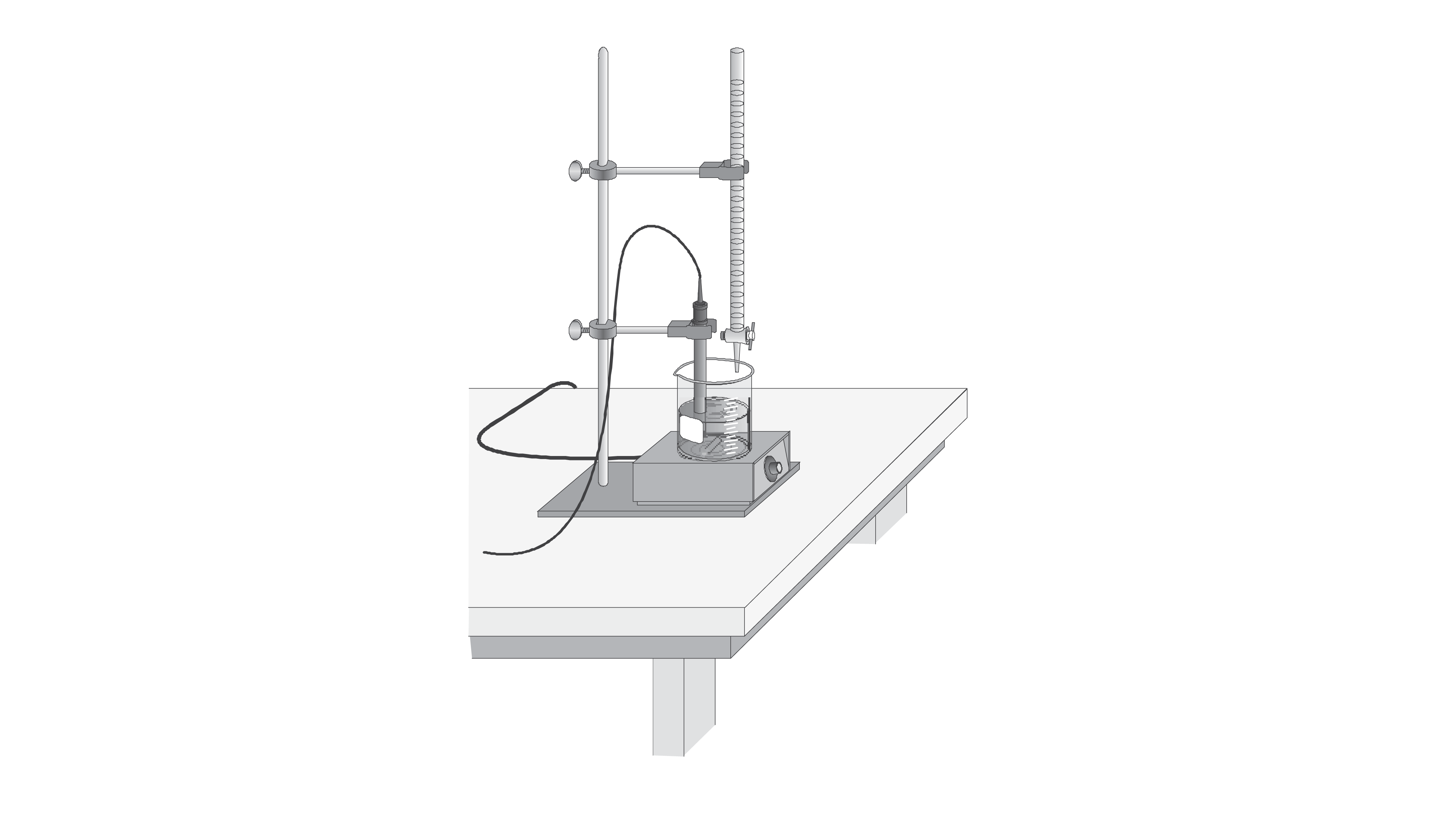 Conductimetric Titration and Gravimetric Determination of