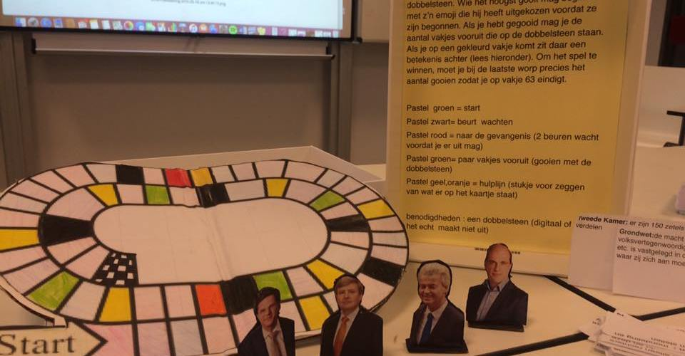 Fabulous Laat je leerlingen een didactisch spel maken - Vernieuwenderwijs &AO41