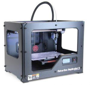 MakerbotReplicator2 3d printen