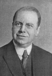 Prof. David Cohen (Biografisch Woordenboek van Nederland)