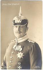 Prins Eitel Fritz van Pruisen