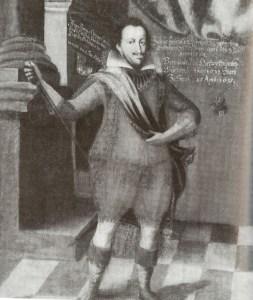 Hertog Julius Frederik van Württemberg