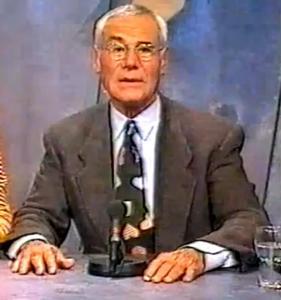 Gregor Frenkel Frank in een uitzending van 'Ook dat nog', 1993