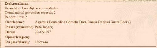 Agardus Bernardina Cornelia Dora Emalia Fredrika Gusta Beek (roosjeroos.nl)