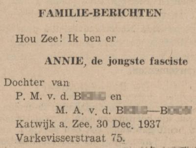 Nationale Dagblad (geciteerd in Het Nieuws van den Dag voor Nederlandsch-Indië, 17 januari 1938)