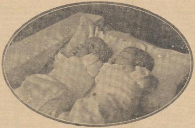 Juliana en Bernhard Schapendonk (De Sumatra Post, 11 maart 1937)