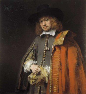Rembrandt: Portret van Jan Six , 1654