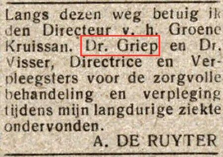 Dokter Griep