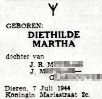 Volk en Vaderland, 14 hooimaand 1944