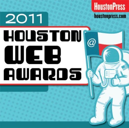 Houston Press Web Award