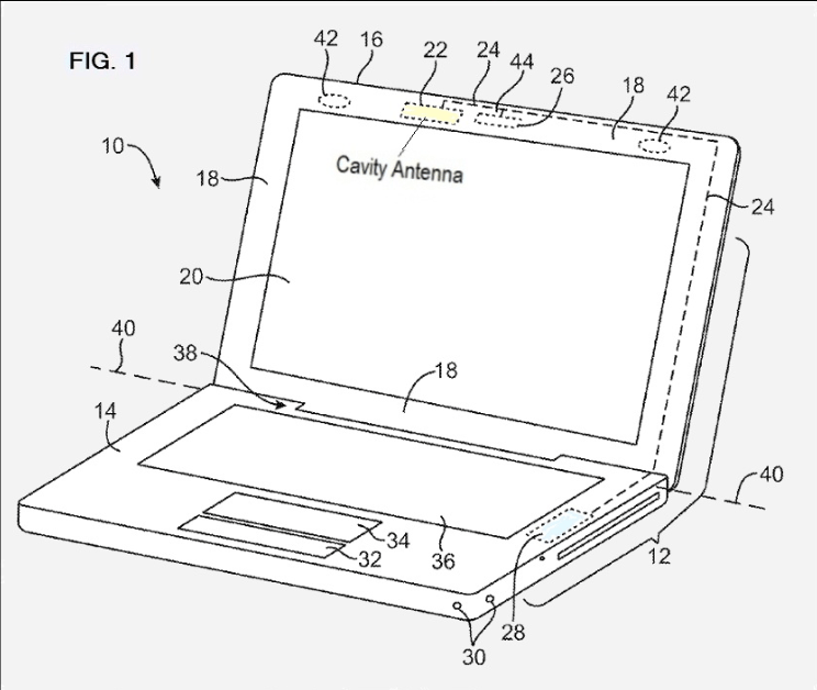 Apple Wins MacBook 4G Antenna Patent: Laptop Rentals