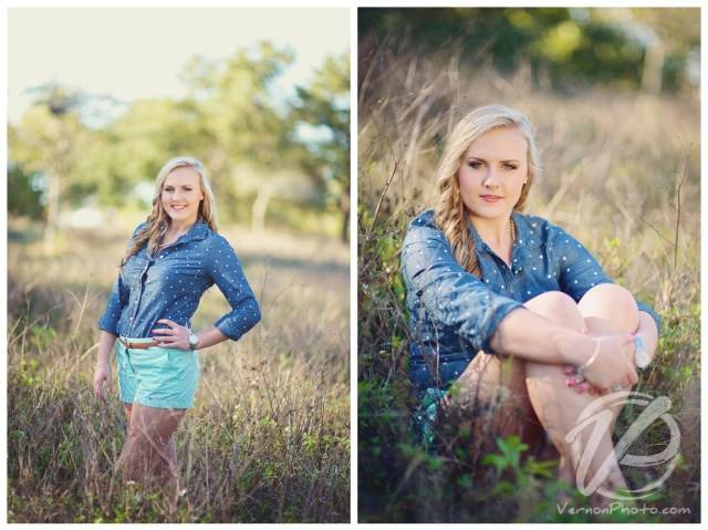 Clearwater Beach Senior Portraits by Vernon Photography