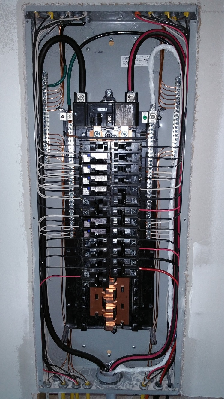 Residential Circuit Breaker Panel Diagram Bing Images