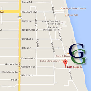 Vero Beach Probate Attorney Map