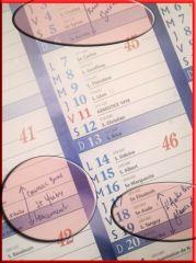 Cap sur les dates de rencontres, dédicaces…