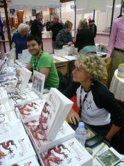 Foire du livre de Brive 2011, retour en images