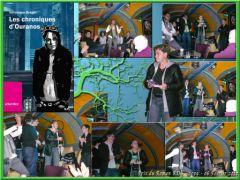 Les Chroniques d'Ouranos, prix du meilleur roman lesbien 2009